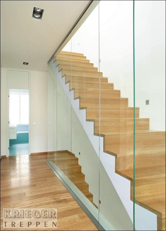 Escaliers sur béton