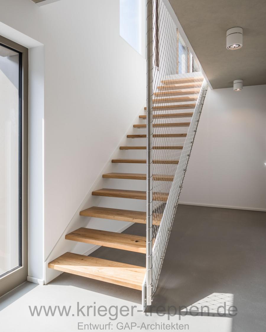 Exquisit Schwebende Treppe Beste Wahl Stahl-holzkonstruktionen Von Krieger-treppen