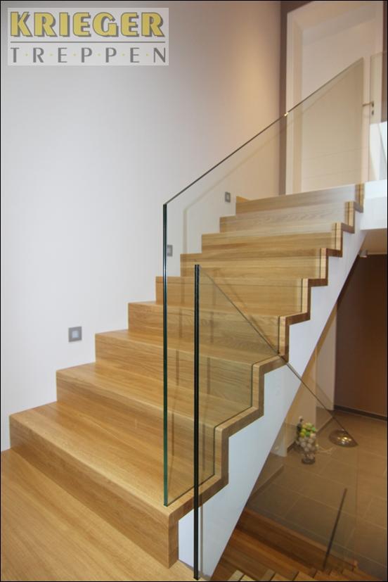 glasgel nder f r ihre treppe ganzglasgel nder. Black Bedroom Furniture Sets. Home Design Ideas