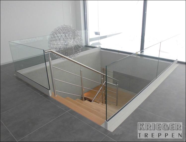Treppen Mit Glasgeländer glasgeländer für ihre treppe ganzglasgeländer