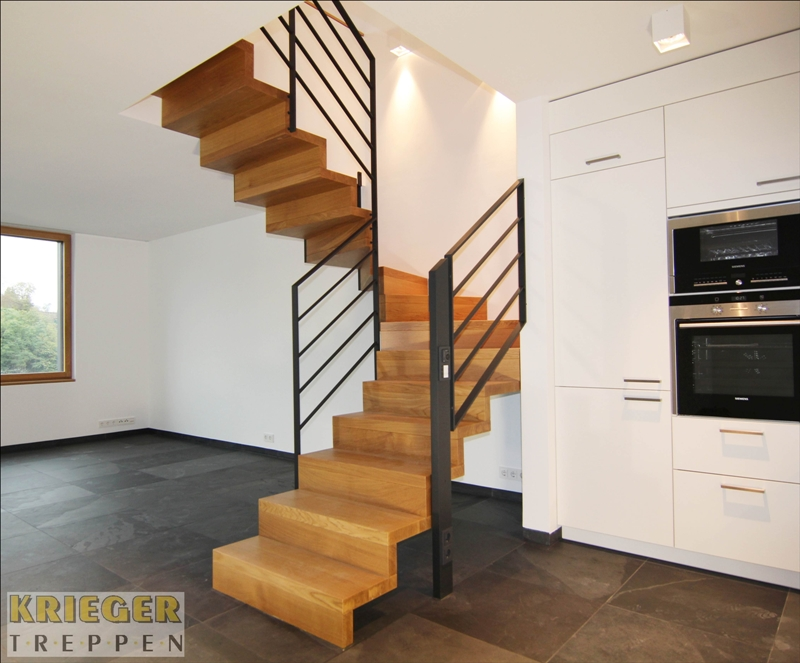 faltwerktreppen von krieger treppen. Black Bedroom Furniture Sets. Home Design Ideas