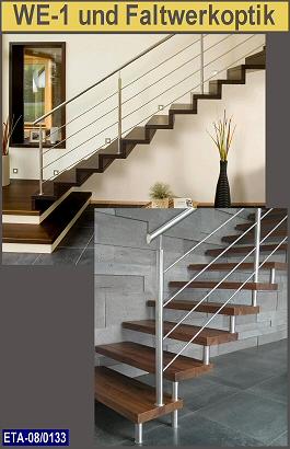 treppe ohne handlauf erlaubt gel nder f r au en. Black Bedroom Furniture Sets. Home Design Ideas