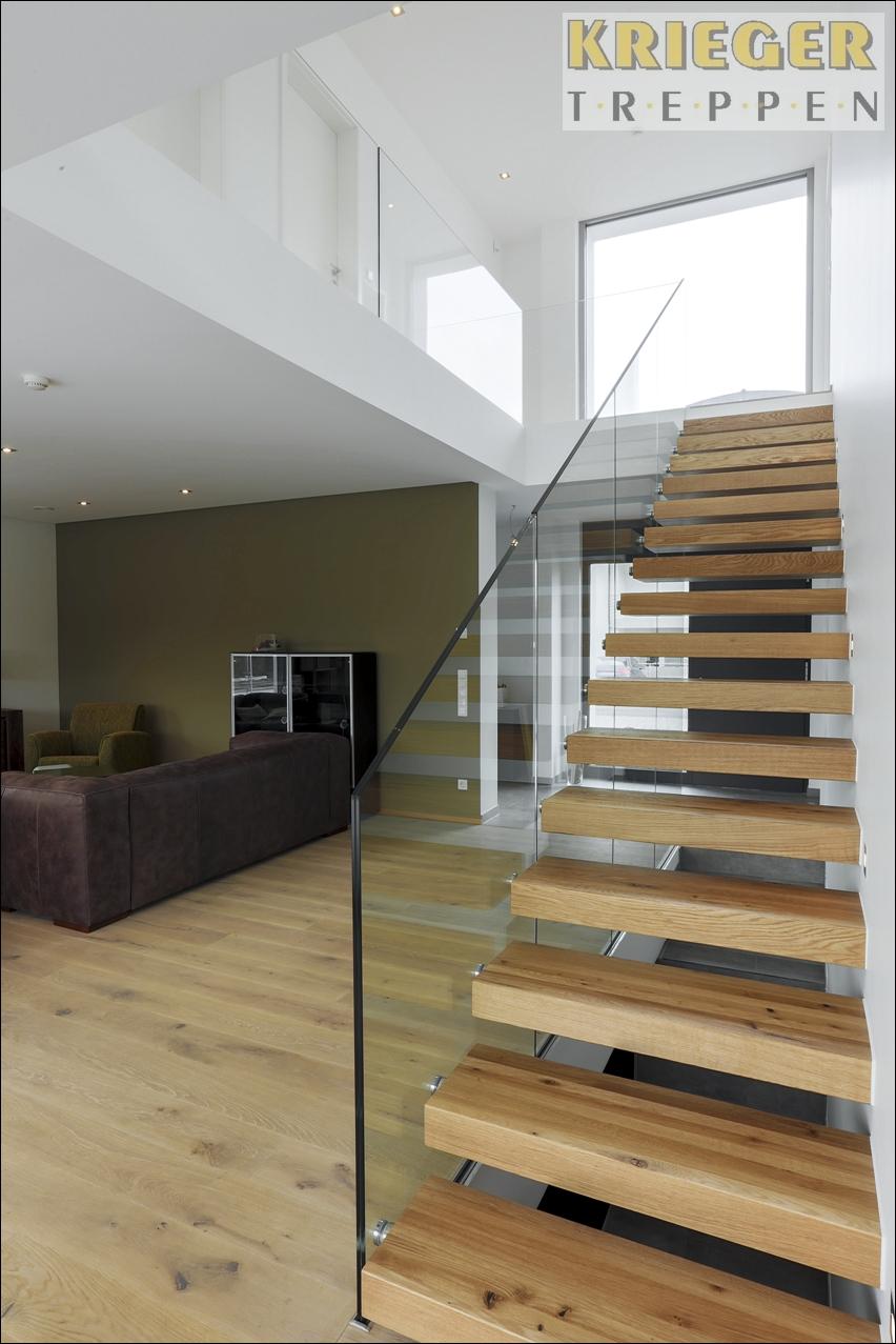 Astounding Schwebende Treppe Das Beste Von Highlight In Jedem : Eine Moderne Kragstufentreppe